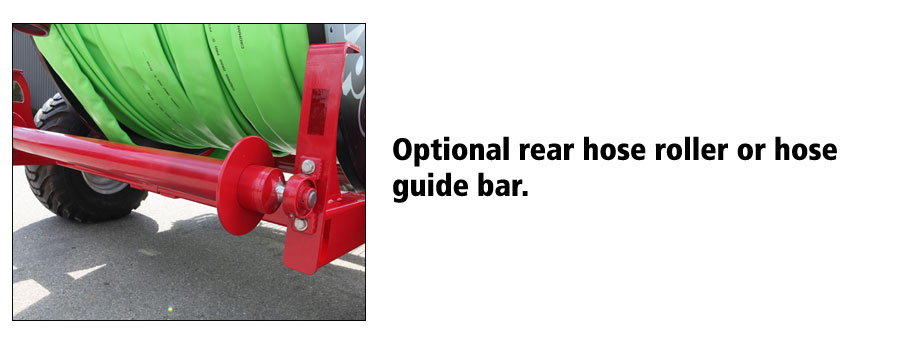 Hose Caddy Guide Bar