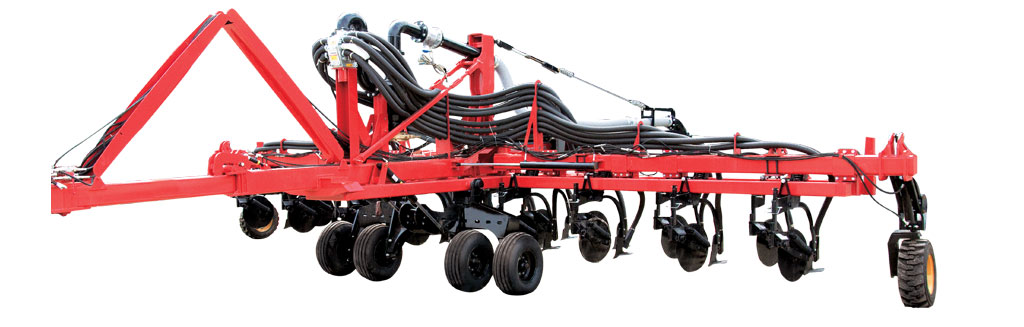 30 Foot Manure Injector