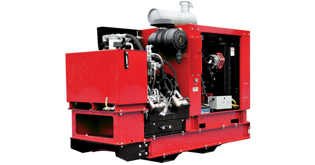 Cadman 82 hp Hydraulic Pump Unit